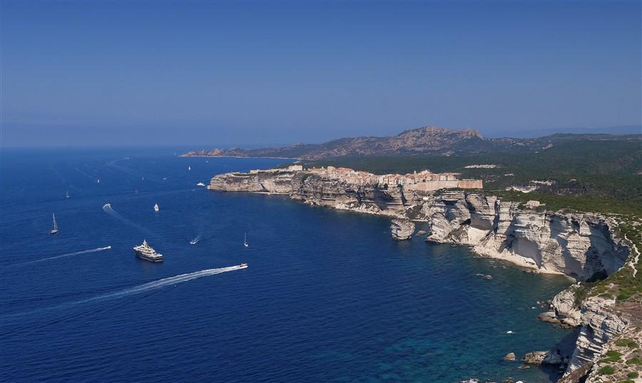 Tour de La Corse (Presque) Bonifacio