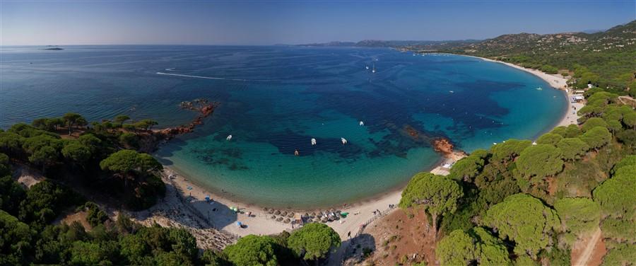Tour de La Corse (Presque) Plage%20de%20Palombadgia
