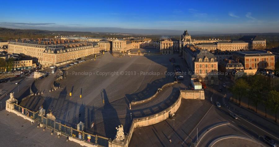 Le Chateau de Versailles Panorama%20Chateau%20de%20Versailles