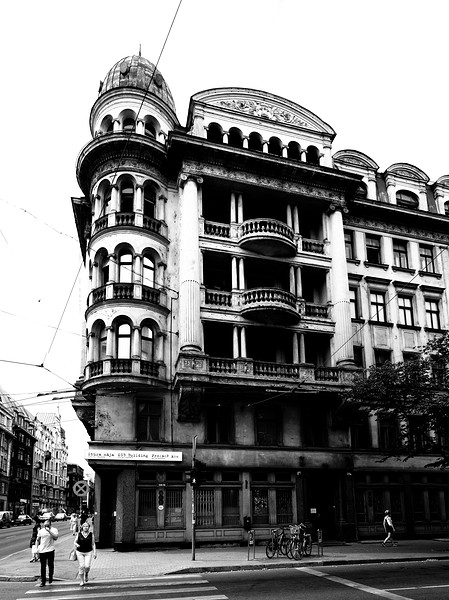 Riga et Lettonie KGB-BorderMaker